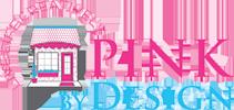 Pink by design logo